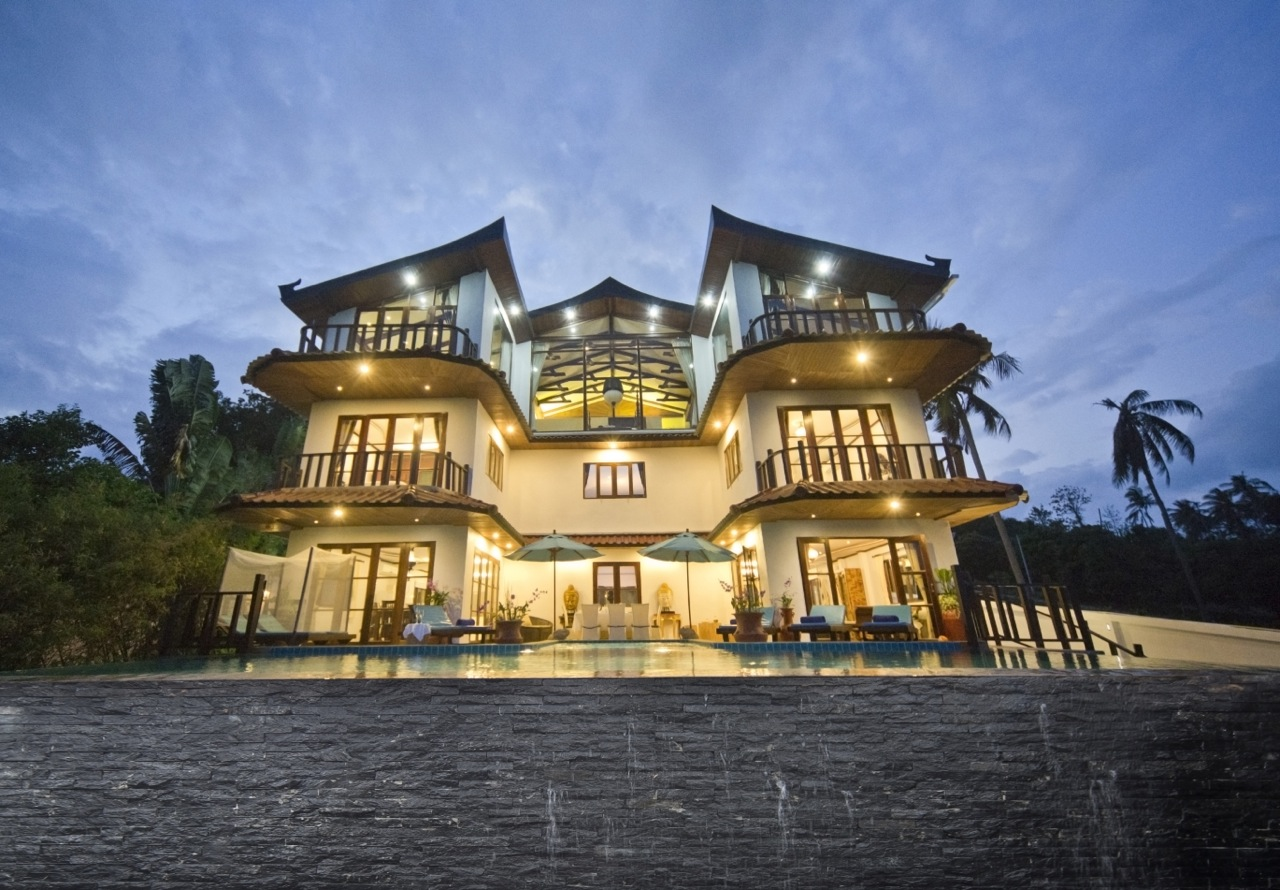 Royal Thai Villa Villas Samui Island