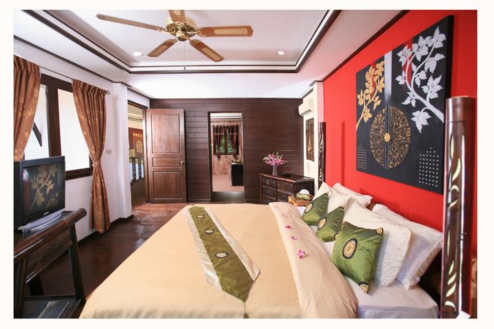 Villa Baan Cueymaille Villas Choeng Mon Beach