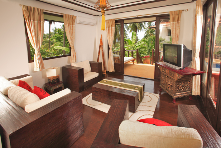 Luxury Villa Baan Cueymaille