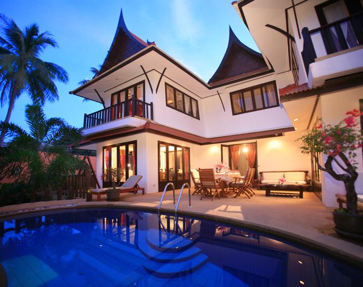 Luxury Villa Rentals Koh Samui