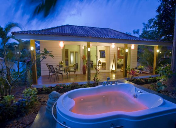 Honeymoon Suite Cottage
