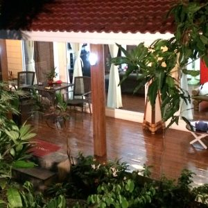 Royal Pool Suite Cottage
